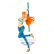 One Piece - Statuette Lady Fight!! Nami 20 cm