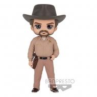 Stranger Things - Figurine Q Posket Hopper 15 cm