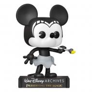 Disney - Figurine POP! Plane Crazy Minnie (1928) 9 cm
