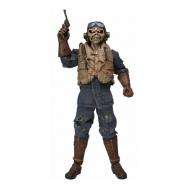 Iron Maiden - Figurine Retro Aces High Eddie 20 cm