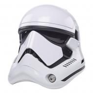 Star Wars Episode VIII - Casque Black Series électronique First Order Stormtrooper