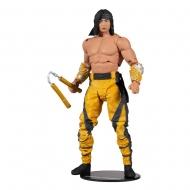 Mortal Kombat - Figurine Liu Kang (Fighting Abbott) 18 cm