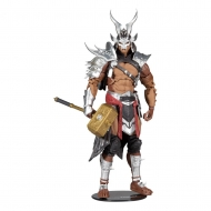 Mortal Kombat - Figurine Shao Kahn (Platinum Kahn) 18 cm