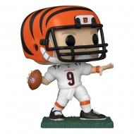 NFL - Figurine POP! Bengals Joe Burrow (Home Uniform) 9 cm