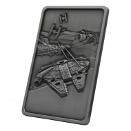 Star Wars - Lingot Iconic Scene Collection The Millenium Falcon Limited Edition