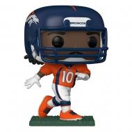 NFL - Figurine POP! Broncos Jerry Jeudy (Home Uniform) 9 cm
