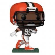 NFL - Figurine POP! Browns Myles Garrett (Home Uniform) 9 cm