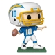 NFL - Figurine POP! Chargers Justin Herbert (Home Uniform) 9 cm