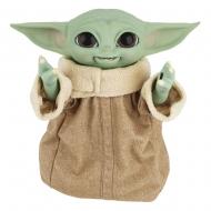 Star Wars The Mandalorian - Figurine interactive Galactic Snackin' Grogu 23 cm