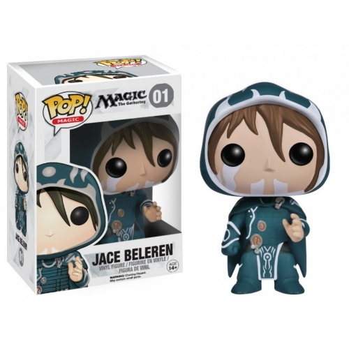 Magic The Gathering - Figurine Pop Serie 1 Jace Beleren 10cm