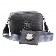 Harry Potter - Set sac à bandoulière IBiscuit & étui pour carte / porte-monnaie Legend