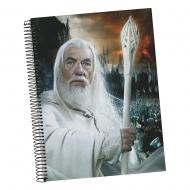 Le Seigneur des Anneaux - Cahier Gandalf