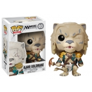Magic The Gathering - Figurine Pop Serie 1 Ajani Goldmane 10cm