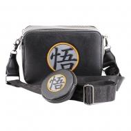 Dragon Ball Z - Set sac à bandoulière IBiscuit & porte-monnaie Cookie Logo