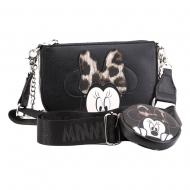 Disney - Set sac à bandoulière IHoney & porte-monnaie Cookie Minnie Mouse Classic