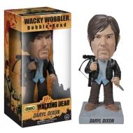 The Walking Dead - Figurine Bobble Head New Biker Daryl 18 cm