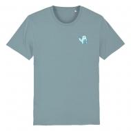 Biomutant - T-Shirt Vending Machine Bleu