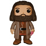 Harry Potter - Figurine POP! de Ruebus Hagrid 15 cm