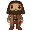 Harry Potter - Figurine POP! de Ruebus Hagrid 15 cm