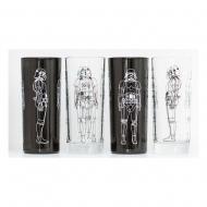 Original Stormtrooper - Pack 4 verres Original Stormtrooper