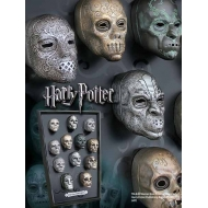 Harry Potter - Set miniatures masques Mangemort