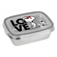 Snoopy - Boite à goûter Love