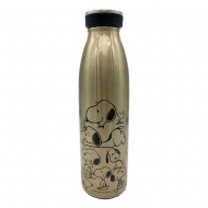 Snoopy - Bouteille isotherme Gold Design