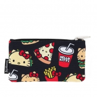 Hello Kitty - Trousse cosmétique Snacks AOP by Loungefly