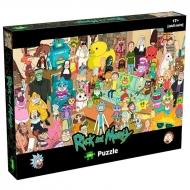 Rick et Morty - Puzzle Characters (1000 pièces)