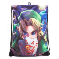 The Legend of Zelda - Sac en toile Majora's Mask