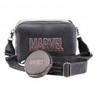 Marvel - Set sac à bandoulière IBiscuit & porte-monnaie Coookie Logo