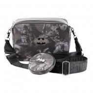 Marvel - Set sac à bandoulière IBiscuit & porte-monnaie Cookie Logo Batman