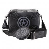 Marvel - Set sac à bandoulière IBiscuit & porte-monnaie Cookie Captain America