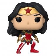DC Comics - Figurine POP! Wonder Woman 80th Anniversary (A Twist Of Fate) 9 cm