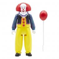 Ça - Figurine ReAction Pennywise (Clown) 10 cm