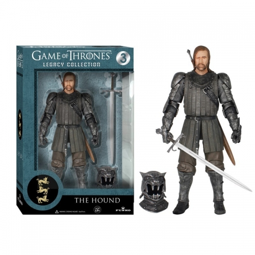 Game of Thrones - Figurine Legacy The Hound 15cm