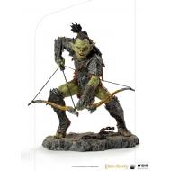 Le Seigneur des Anneaux - Statuette 1/10 BDS Art Scale Archer Orc 16 cm