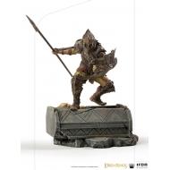 Le Seigneur des Anneaux - Statuette 1/10 BDS Art Scale Armored Orc 20 cm