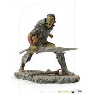 Le Seigneur des Anneaux - Statuette 1/10 BDS Art Scale Swordsman Orc 16 cm