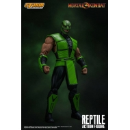 Mortal Kombat - Figurine 1/12 Reptile 18 cm