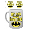 Batman - Mug Batman Dad Superhero
