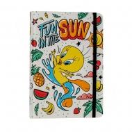 Looney Tunes - Cahier A5 Tweety Fun in the Sun