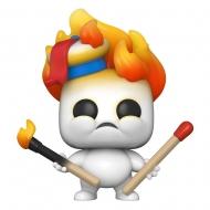 SOS Fantômes : L'Héritage - Figurine POP! Mini Puft on Fire 9 cm