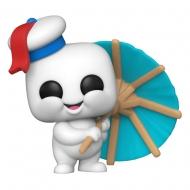SOS Fantômes : L'Héritage - Figurine POP! Mini Puft w/Cocktail Umbrella 9 cm