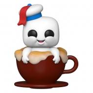 SOS Fantômes : L'Héritage - Figurine POP! Mini Puff in Cappuccino Mug 9 cm