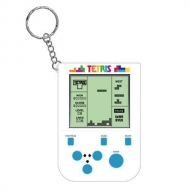 Tetris - Console de jeu portable  Mini Retro Tetris avec porte-clés
