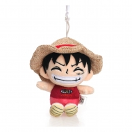 One Piece - Peluche Monkey D. Ruffy 11 cm