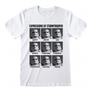 Star Wars - T-Shirt Expressions Of Stormtrooper