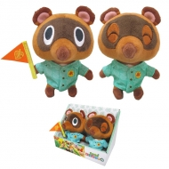Animal Crossing - Set de 2 Peluches : Tommy & Timmy 15cm