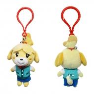 Animal Crossing - Peluche porte clés Isabelle Mascotte 12cm